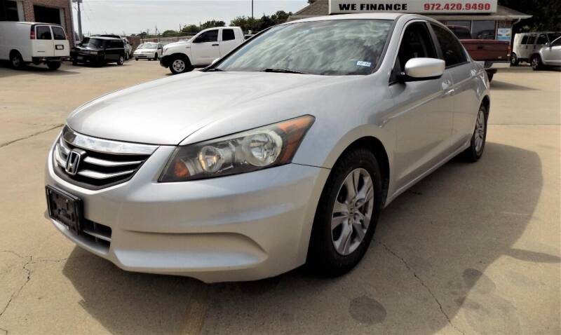 2011 Honda Accord for sale at Lewisville Car in Lewisville TX