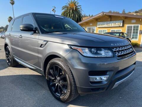 2014 Land Rover Range Rover Sport for sale at MISSION AUTOS in Hayward CA