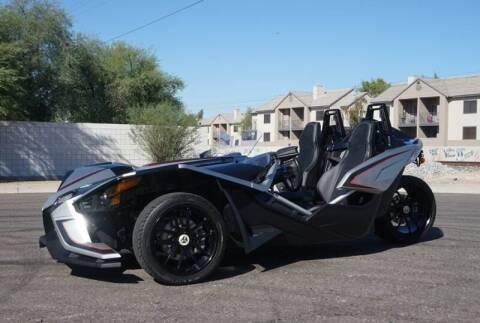 2017 Polaris Slingshot SLR for sale at Motomaxcycles.com in Mesa AZ