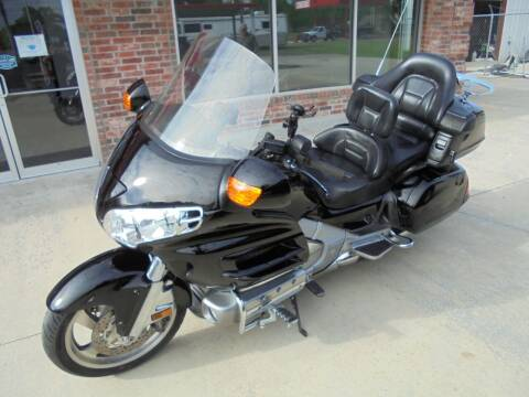 2001 Honda GL 1800A  w/ABS for sale at US PAWN AND LOAN in Austin AR