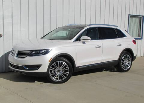 2017 Lincoln MKX for sale at Lyman Auto in Griswold IA