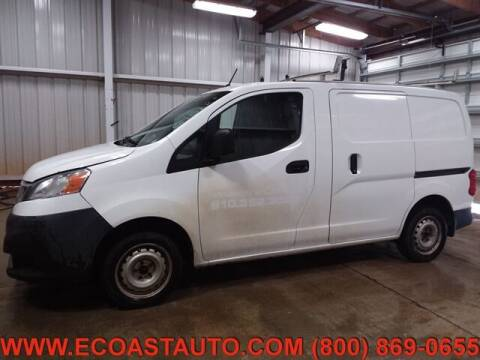 2015 Nissan NV200 for sale at East Coast Auto Source Inc. in Bedford VA