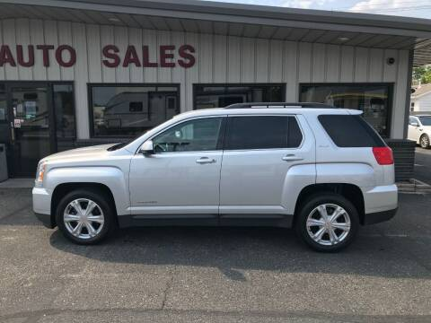 2017 GMC Terrain for sale at STEVE'S AUTO SALES INC in Scottsbluff NE