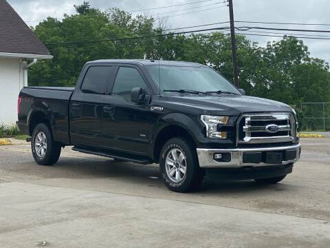 2017 Ford F-150 for sale at Digital Auto in Lexington KY
