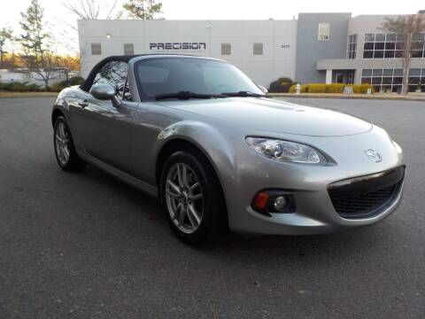 2014 Mazda MX-5 Miata for sale at Salton Motor Cars in Alpharetta GA