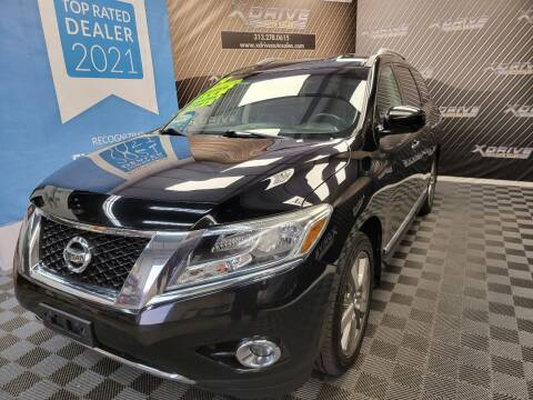 2014 Nissan Pathfinder for sale at X Drive Auto Sales Inc. in Dearborn Heights MI
