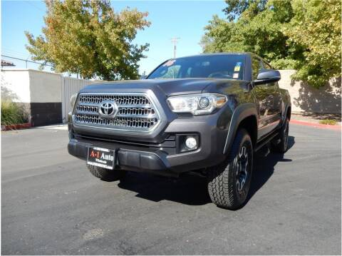 2016 Toyota Tacoma for sale at A-1 Auto Wholesale in Sacramento CA
