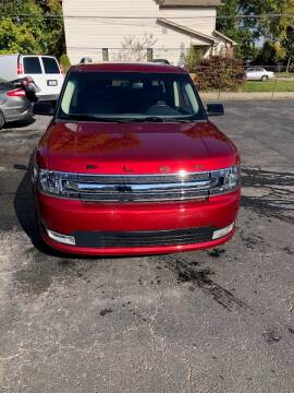 2016 Ford Flex for sale at Car Now LLC in Madison Heights MI