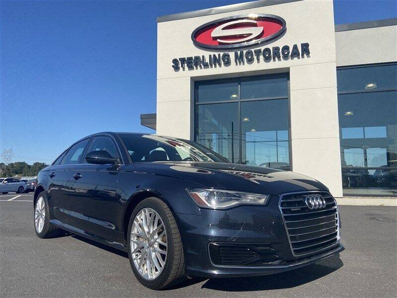 2016 Audi A6 for sale at Sterling Motorcar in Ephrata PA