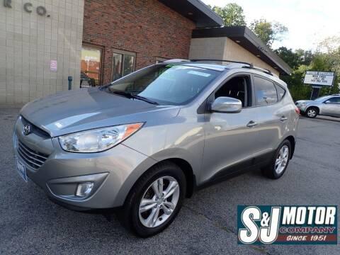 2013 Hyundai Tucson for sale at S & J Motor Co Inc. in Merrimack NH