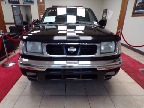 2000 Nissan Frontier for sale at Adams Auto Group Inc. in Charlotte NC