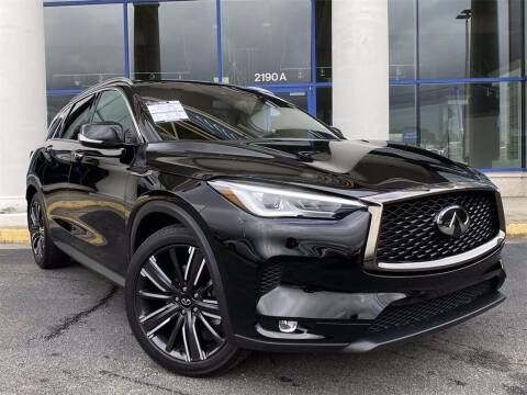 2021 Infiniti QX50 for sale at Southern Auto Solutions - Capital Cadillac in Marietta GA