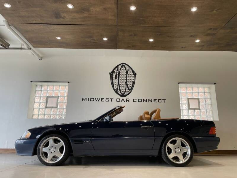 1994 Mercedes-Benz SL-Class for sale at Midwest Car Connect in Villa Park IL