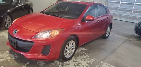 2013 Mazda MAZDA3 for sale at Klika Auto Direct LLC in Olathe KS