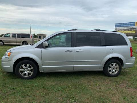 2008 Chrysler Town and Country for sale at Sam Buys in Beaver Dam WI