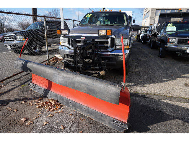 2002 Ford F-350 Super Duty for sale at Scheuer Motor Sales INC in Elmwood Park NJ