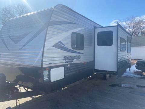 2018 Keystone Springdale for sale at DK Auto in Centerville SD