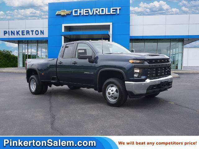 2022 Chevrolet Silverado 3500HD for sale in Salem, VA