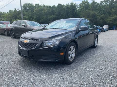 2014 Chevrolet Cruze for sale at Century Motor Cars in West Creek NJ