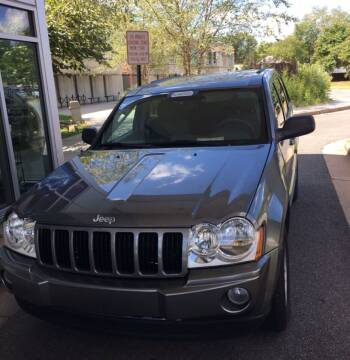 2007 Jeep Grand Cherokee for sale at All American Imports in Arlington VA