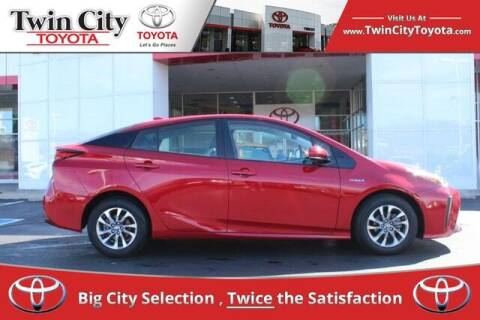 2019 Toyota Prius for sale at Twin City Toyota in Herculaneum MO