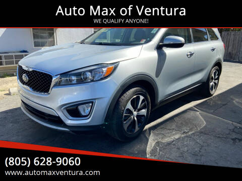 2016 Kia Sorento for sale at Auto Max of Ventura - Automax 3 in Ventura CA