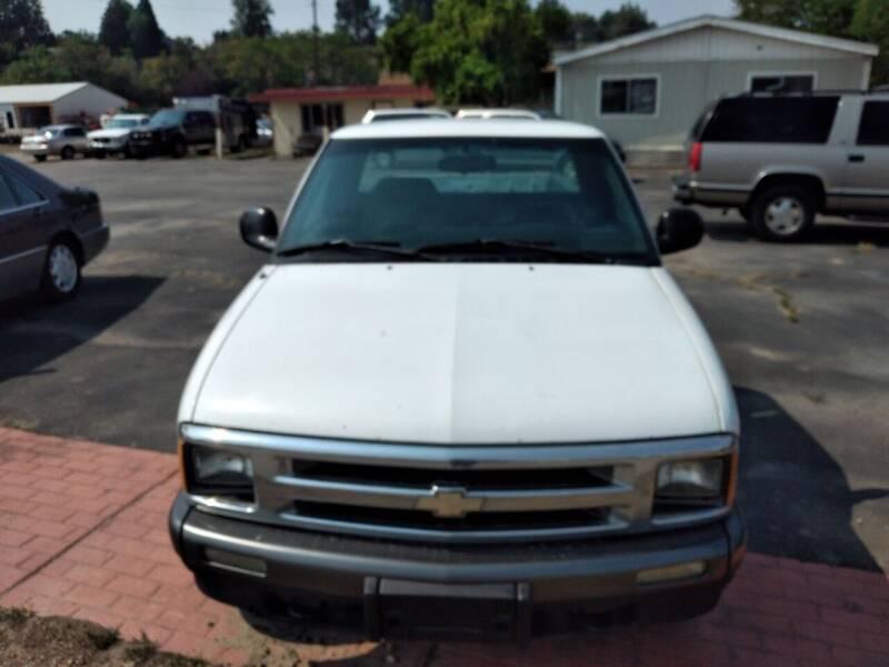 1994 Chevrolet S-10 for sale in Garden City, ID
