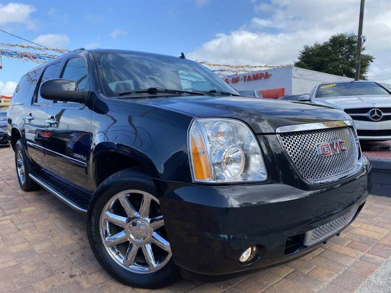 2013 GMC Yukon XL for sale at Cars of Tampa in Tampa FL