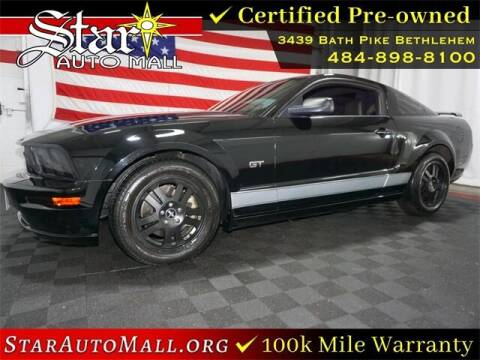 2008 Ford Mustang for sale at STAR AUTO MALL 512 in Bethlehem PA
