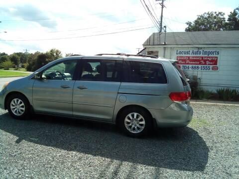 2010 Honda Odyssey for sale at Locust Auto Imports in Locust NC