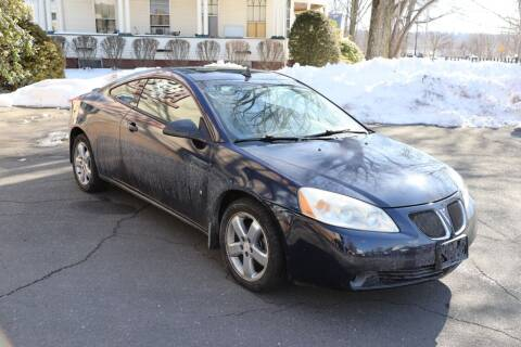 2008 Pontiac G6 for sale at FENTON AUTO SALES in Westfield MA