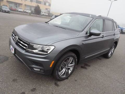 2020 Volkswagen Tiguan for sale at Karmart in Burlington WA
