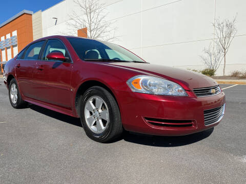 2009 Chevrolet Impala for sale at ELAN AUTOMOTIVE GROUP in Buford GA