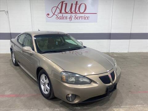2006 Pontiac Grand Prix for sale at Auto Sales & Service Wholesale in Indianapolis IN