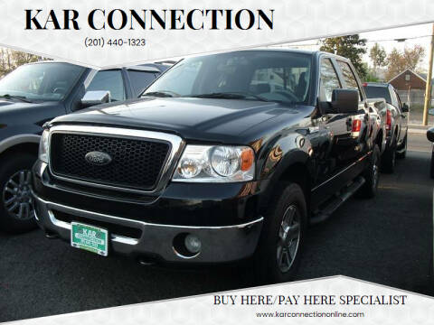 2007 Ford F-150 for sale at Kar Connection in Little Ferry NJ