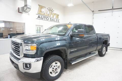 2018 GMC Sierra 2500HD for sale at Elite Auto Sales in Ammon ID