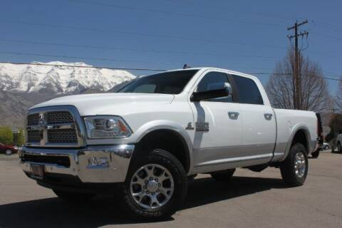 2016 RAM Ram Pickup 2500 for sale at REVOLUTIONARY AUTO in Lindon UT