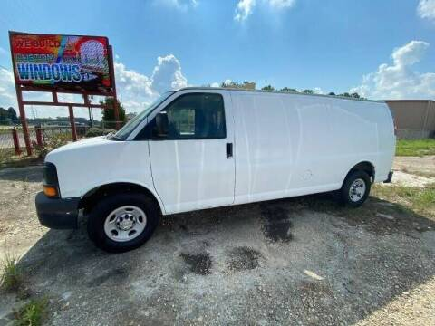 2010 Chevrolet Express Cargo for sale at Double K Auto Sales in Baton Rouge LA