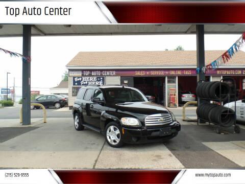 2009 Chevrolet HHR for sale at Top Auto Center in Quakertown PA