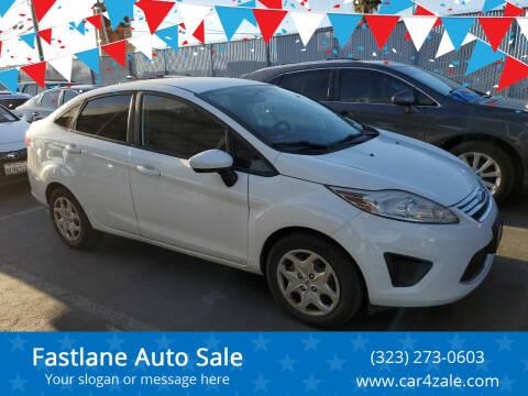 2011 Ford Fiesta for sale at Fastlane Auto Sale in Los Angeles CA