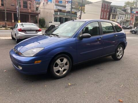 2003 Ford Focus for sale at Diehl's Auto Sales in Pottsville PA