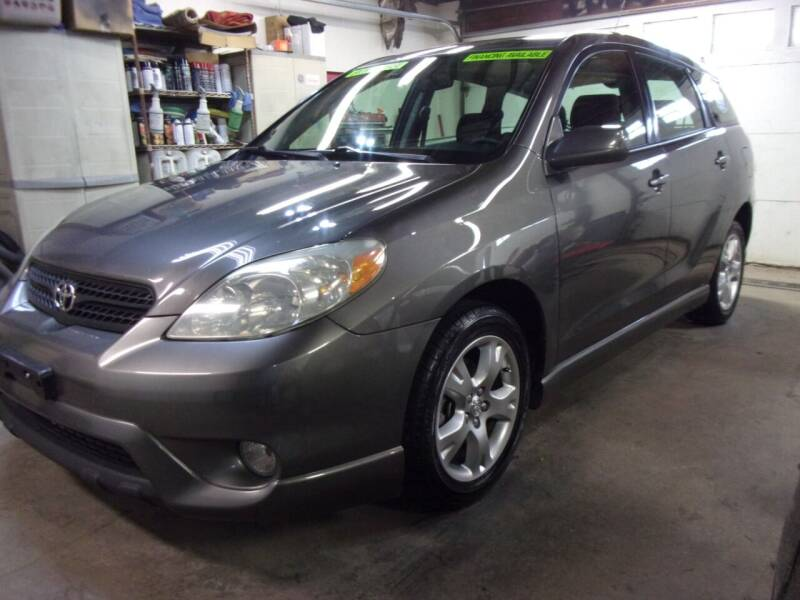 2006 Toyota Matrix for sale at Ideal Auto Sales, Inc. in Waukesha WI