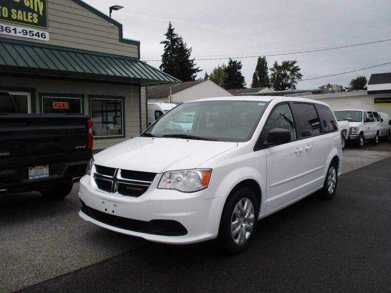 2014 Dodge Grand Caravan for sale at Emerald City Auto Inc in Seattle WA