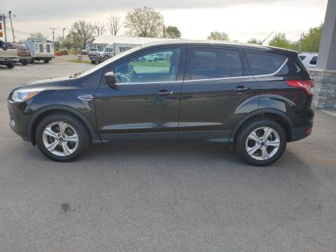 2015 Ford Escape for sale at Wildfire Motors in Richmond IN