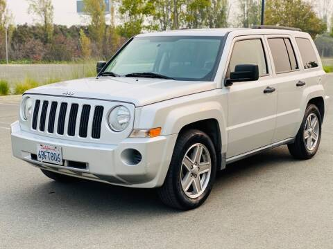 2007 Jeep Patriot for sale at Silmi Auto Sales in Newark CA