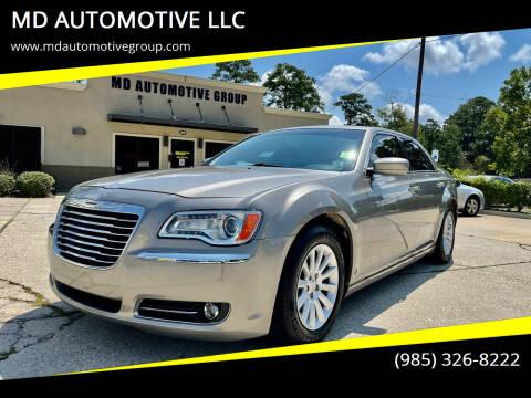 2014 Chrysler 300 for sale at MD AUTOMOTIVE LLC in Slidell LA