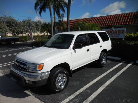 1999 Toyota 4Runner for sale at Uzdcarz Inc. in Pompano Beach FL