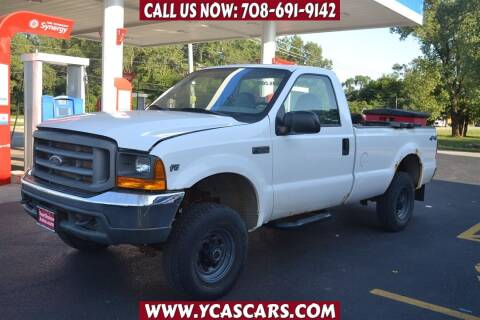 2001 Ford F-250 Super Duty for sale at Your Choice Autos - Crestwood in Crestwood IL