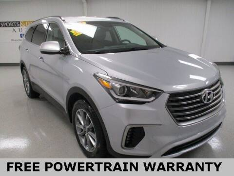 2017 Hyundai Santa Fe for sale at Sports & Luxury Auto in Blue Springs MO