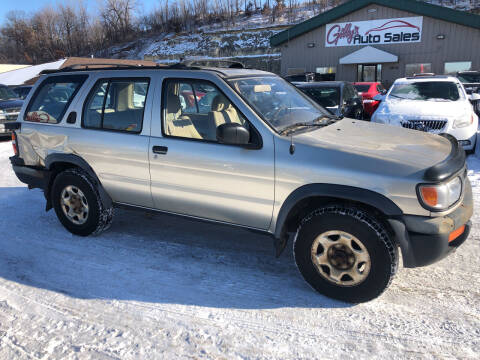 1996 Nissan Pathfinder for sale at Gilly's Auto Sales in Rochester MN